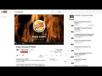 Youtube Pre-Roll #Burger King | campagne digital | Scoop.it
