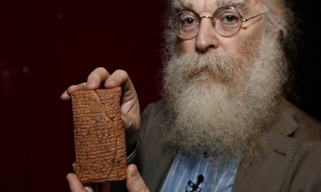 The Ark Before Noah: Decoding the Story of the Flood by Irving Finkel – review | Libraries and reading | Scoop.it