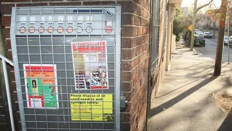 Alarm over plan for needle vending machines in city's drug hot spots (Vic) | Alcohol & other drug issues in the media | Scoop.it