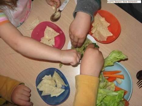 9 Ricette vegetariane per far mangiare con gusto la verdura ai bambini | Alimentazione Naturale, EcoRicette Veg e Vegan | Scoop.it