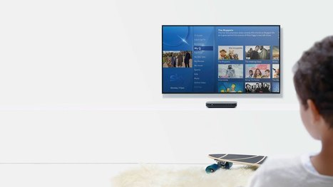 Sky Q: more details emerge | screen seriality | Scoop.it