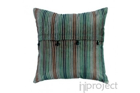Blue stripes cushion - Autumn Chinois Collections   Internet Marketing Indonesia   Scoop.it