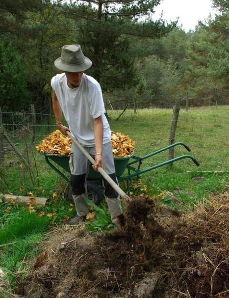 Faire son compost | Les colocs du jardin | Scoop.it