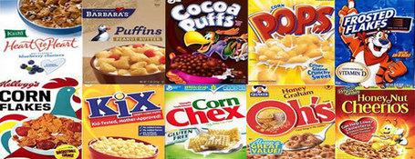 Top Breakfast Cereals that Contain Monsanto's GMO Corn | YOUR FOOD, YOUR HEALTH: Latest on BiotechFood, GMOs, Pesticides, Chemicals, CAFOs, Industrial Food | Scoop.it