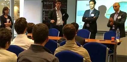 L'initiative de SKEMA pour booster l'entrepreneuriat étudiant | WebTimeMedias | entrepreneurship - collective creativity | Scoop.it
