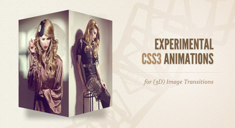Experimental CSS3 Animations for Image Transitions | UX | Scoop.it