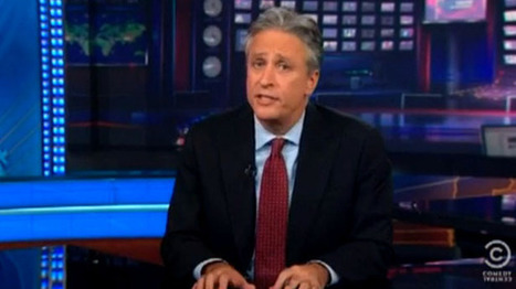 Jon Stewart: By his own logic, Romney's dad wouldn't vote for him | Daily Crew | Scoop.it