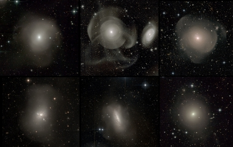 News CFHT - Elliptical galaxies much younger than previously thought? | Planets, Stars, rockets and Space | Scoop.it