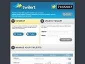 Twilert. Créer une veille sur Twitter et recevez des alertes par mail | Veille_Curation_tendances | Scoop.it