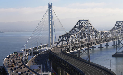 A New Span for the San Francisco-Oakland Bay Bridge | Current Events | Scoop.it