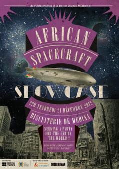 AFRICAN SPACECRAFT OPERA // LABISCUITERIE   My Africa is...   Scoop.it