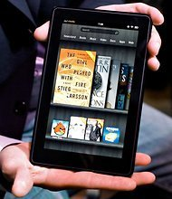 The Fire Aside, Amazon's Lower-Priced Kindles Also Shine | Misc Techno | Scoop.it