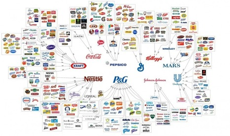 Food Companies and Their Many Tendrils of Control | Local Food Systems | Scoop.it