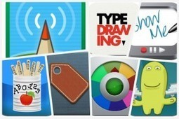 App & Project Ideas for iPads & Windows PCs | Mobile Learning in PK-16 & Beyond... | Scoop.it