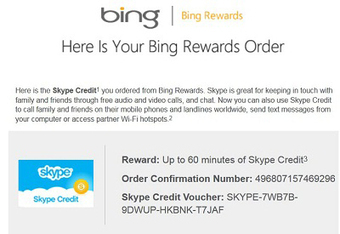 Get free 60 minutes Skype call credit   TechSpree Today   Scoop.it