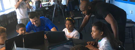 Boys & Girls Clubs of America Prepares Kids for a Tech-Driven Future | Urban Science Education | Scoop.it