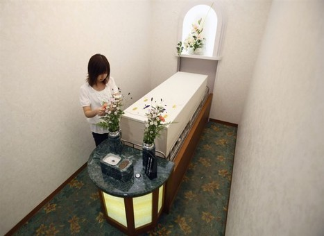 Japan's Creepy Hotel for the Dead | Strange days indeed... | Scoop.it