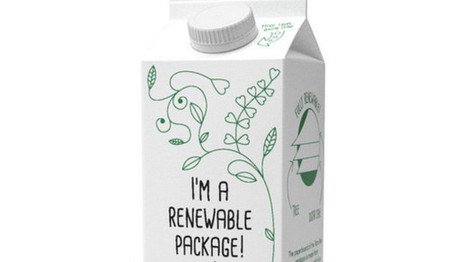 Tetra Pak unleashes plant power with 'world's first' 100% bio-based carton   Sustainable Packaging Trends   Scoop.it