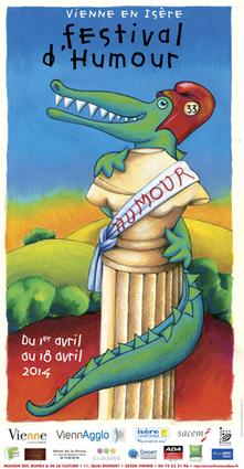 Festival d'Humour - MJC Vienne | Tourisme en pays viennois | Scoop.it