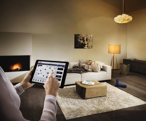 Llega una nueva plataforma domótica: free@home | tecno4 | Scoop.it