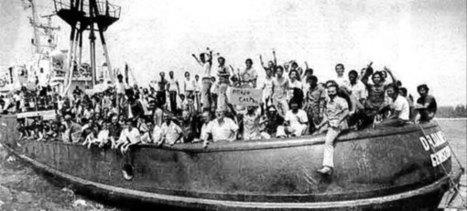 Mariel Boatlift | Finding Manana: Cuba | Scoop.it