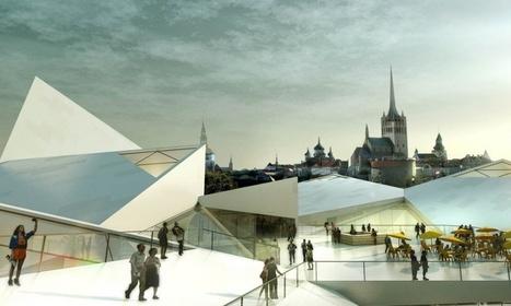A glimpse into the FUTURE of city halls? | URBANmedias | Scoop.it
