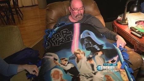 Star Wars director grants wish to superfan battling brain cancer | Brain Tumors | Scoop.it