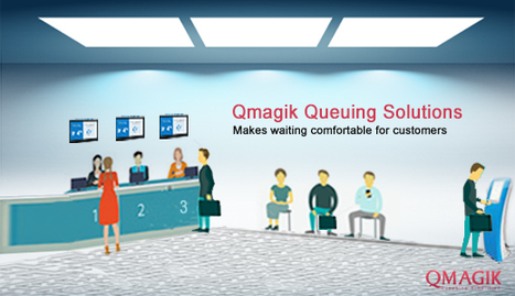 Queuing solutions- Waiting is painful for everyone!!!! | Queue Management system | Scoop.it