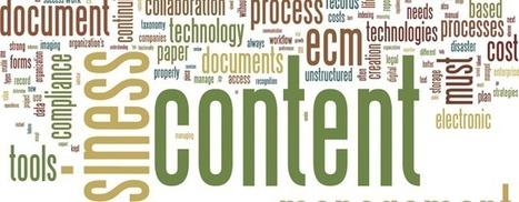 Effective Enterprise Content Management Strategy | Paragon Solutions | Scoop.it