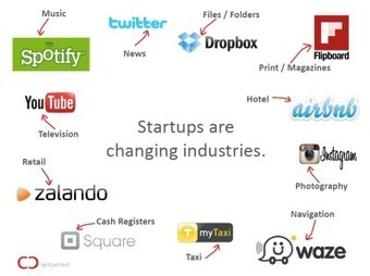 What Corporates can learn from Startups | LeanEntrepreneur.com | Innovation and Startups | Scoop.it