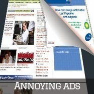 Web-design tricks to make your ads less annoying ~ Web Designer Pad | Web Design | Scoop.it