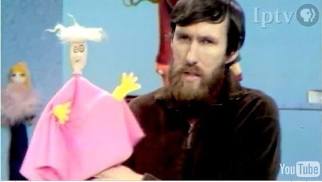 Puppet Making with Jim Henson: A Priceless Primer from 1969 | Tinkering and Innovating in Education | Scoop.it