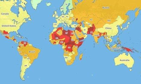 The most #dangerous #destinations in the world revealed   Prospectives et nouveaux enjeux dans l'entreprise   Scoop.it