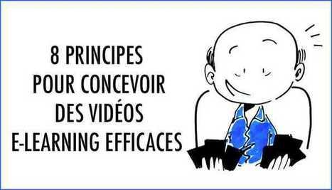 Videotelling : 8 principes pour concevoir des vidéos e-learning efficaces | pédagogie et numérique | Scoop.it