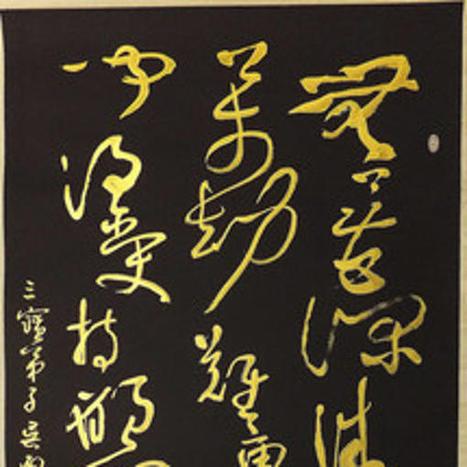 吴启祯书法展 图 chinese calligraphy书法之美