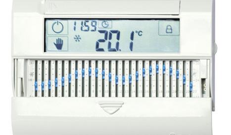Thermostat d'ambiance (série 1C) de FINDER France - Filière 3e | Hightech, domotique, robotique et objets connectés sur le Net | Scoop.it
