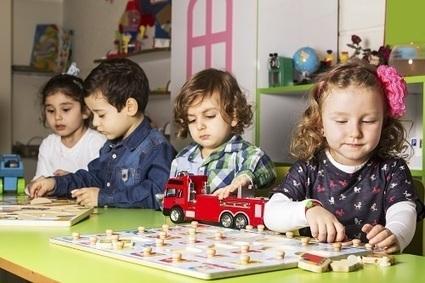 Invertir en educación preescolar es fundamental para las oportunidades futuras de los niños y las niñas | REDEM | Educacion, ecologia y TIC | Scoop.it