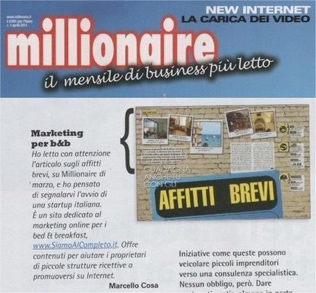 SiamoAlCompleto.it su Millionaire | Siamo Al Completo Magazine | Scoop.it