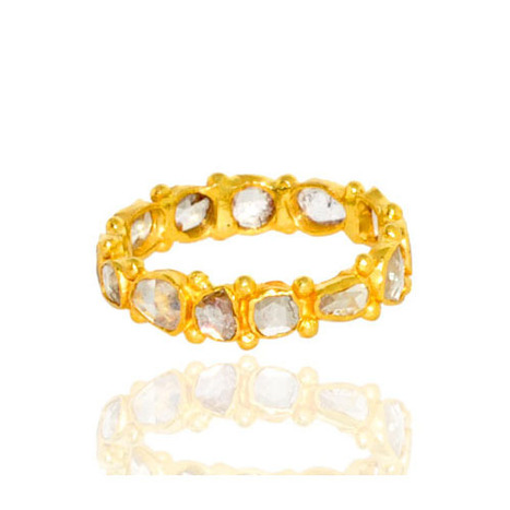 Bezel Set Gold Wedding Ring | Wholesale Jewelry | GemcoDesigns | Pave Diamond Bracelets | Diamond Jewelry | GemcoDesigns | Scoop.it