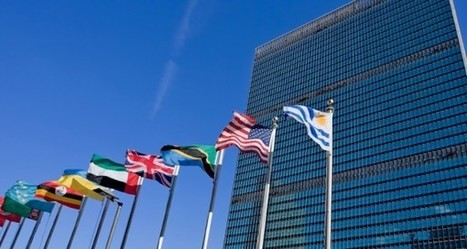 UN Sustainable Development Goals are the Answer - TerraMar Project   sustainibilty   Scoop.it