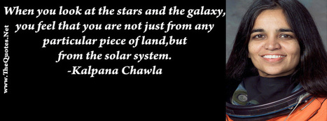 Facebook Cover Image - Kalpana Chawla - TheQuotes.Net | Facebook Cover Photos | Scoop.it