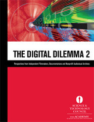 The Digital Dilemma 2 | Academy of Motion Picture Arts & Sciences | digital culture | Scoop.it