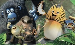 C21Media | Asian Nets Catch Jungle Fever | The Jungle Bunch | Scoop.it