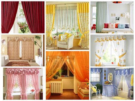 Get Online Ideas /Tips for Curtains in Interior Desig   Zeus Windows   Scoop.it