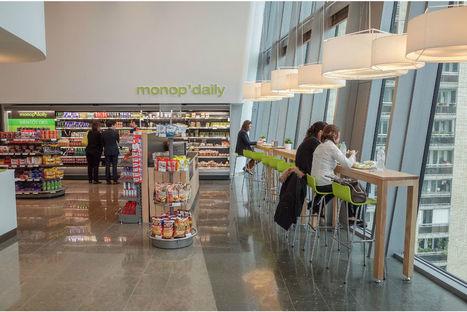 Un second Monop'daily dans un immeuble de bureaux à la Défense (92) | Hub of Retail | Scoop.it
