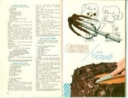 Shhh, It's A Cookbook Secret... | Vintage Living Today For A Future Tormorrow | Scoop.it