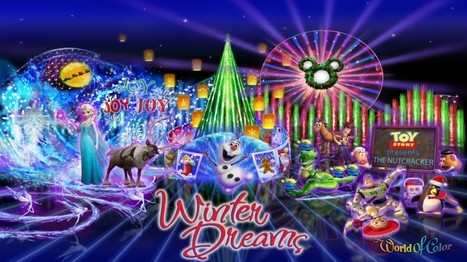 New Animation Coming for 'World of Color – Winter Dreams' | Machinimania | Scoop.it