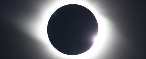 Why is seeing a solar eclipse such a rare event? | A level Physics | Scoop.it