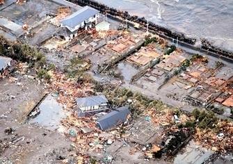 Tsunami treft Japan | japan | Scoop.it