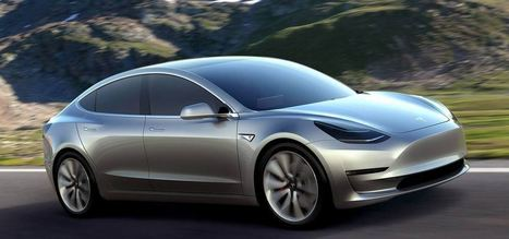All Tesla cars to have self-driving hardware as Elon Musk sets 2017 autonomous vehicle goal | Future Technology | Scoop.it